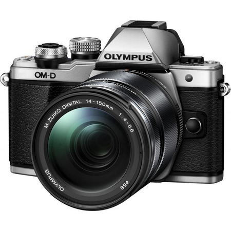 Olympus OM-D E-M10 Mark II 14-150mm II