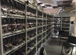 Самая большая ферма биткоинов в россии mail курс евро на форексе