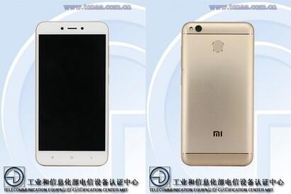 Утечка информации: Характеристики смартфона Xiaomi Redmi 5 - Фото и спецификации нового бюджетного смартфона Xiaomi были замечены в китайской системе сертификации TENAA.
