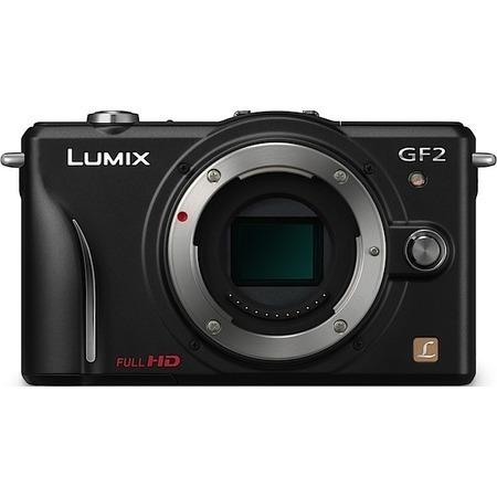 Panasonic Lumix DMC-GF2 Body