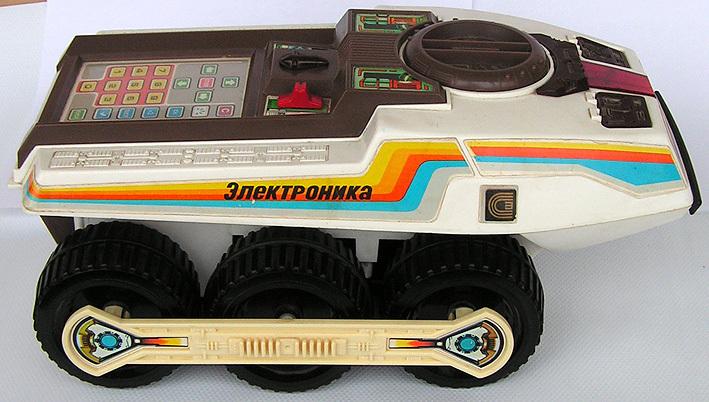 Луноход «Электроника ИМ-11».