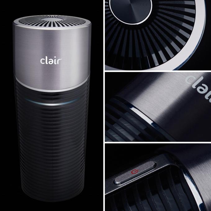 Карманный воздухоочиститель Clair B
