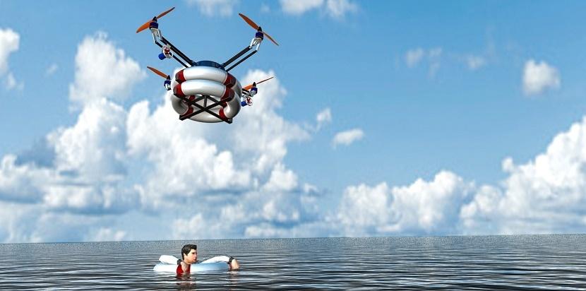 дроны будут помогать в работе экстренных служб,новости, подробное описание, отзывы, фото, видео