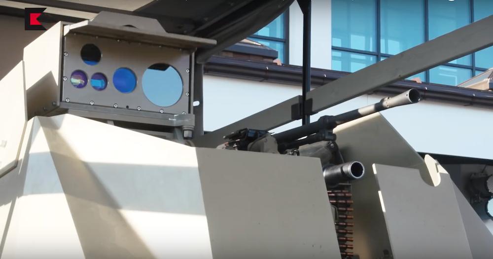 В России тестируют оружие с искусственным интеллектом