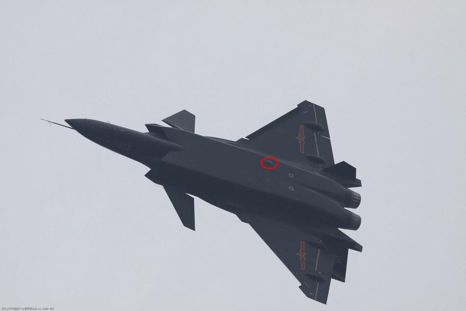Китайский истребитель пятого поколения