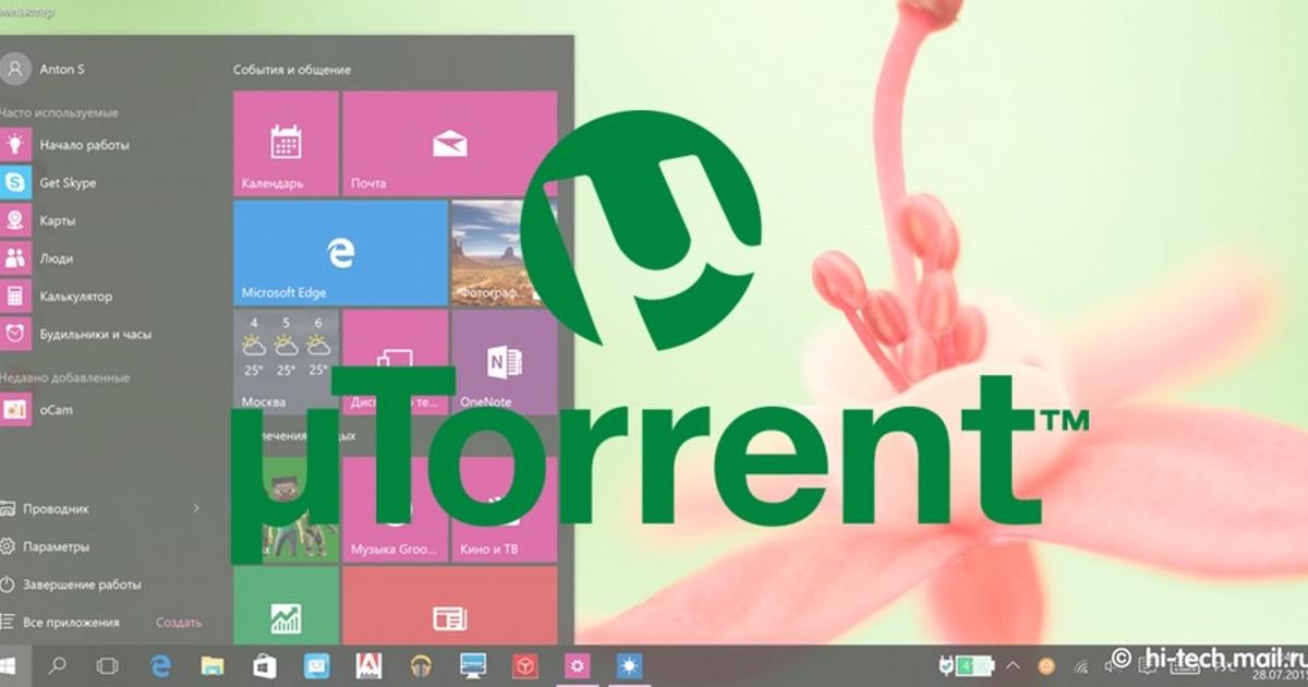 Торрент-трекеры массово блокируют доступ для Windows 10