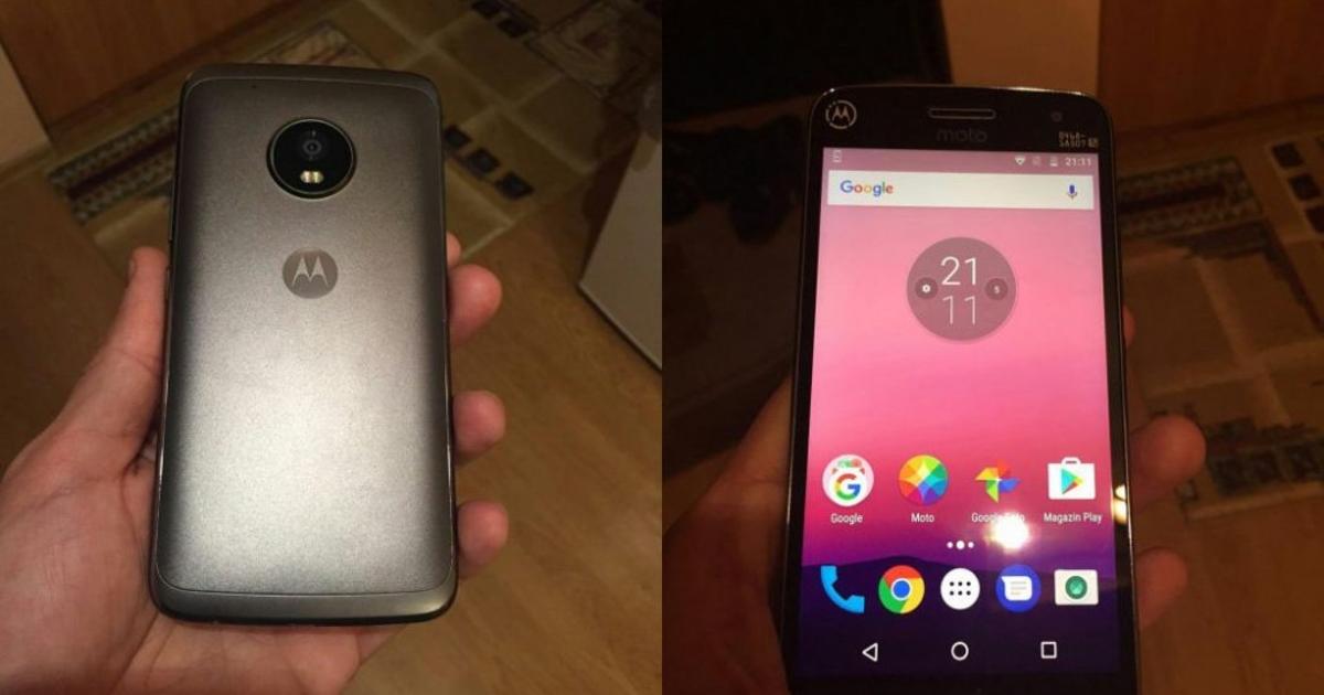 Смартфон Moto G5 Plus появился впродаже доанонса