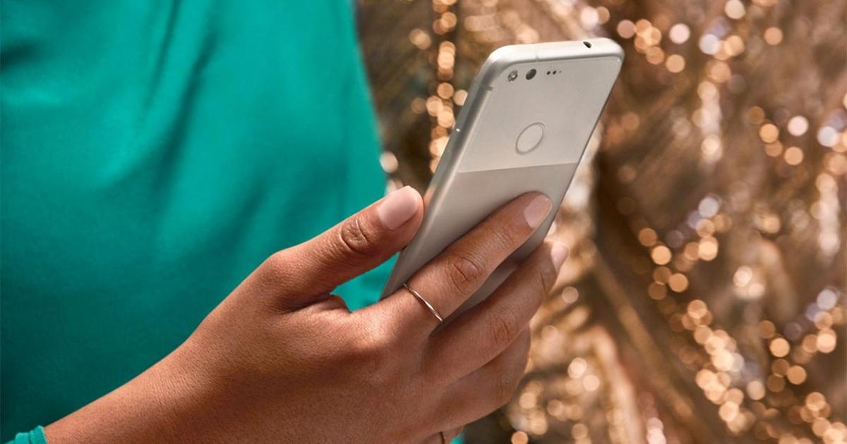 Смартфон Google Pixel ритейлер случайно «слил» всеть задень доанонса