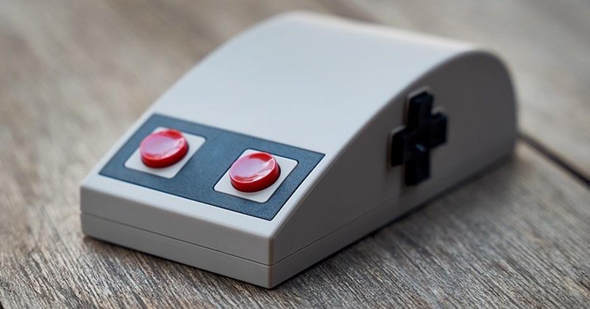 8BitDo N30: создана уникальная мышь встиле старой Nintendo