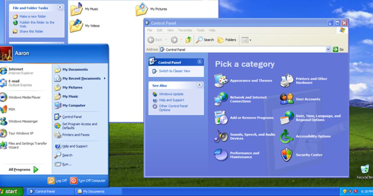Microsoft борется с Windows XP в преддверии выхода Windows 10