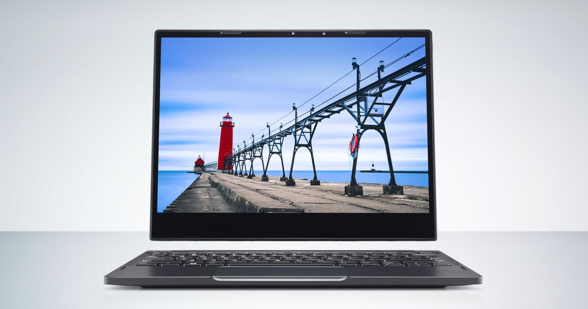 Dell 7285: первый вмире ноутбук сбеспроводной зарядкой поступил впродажу