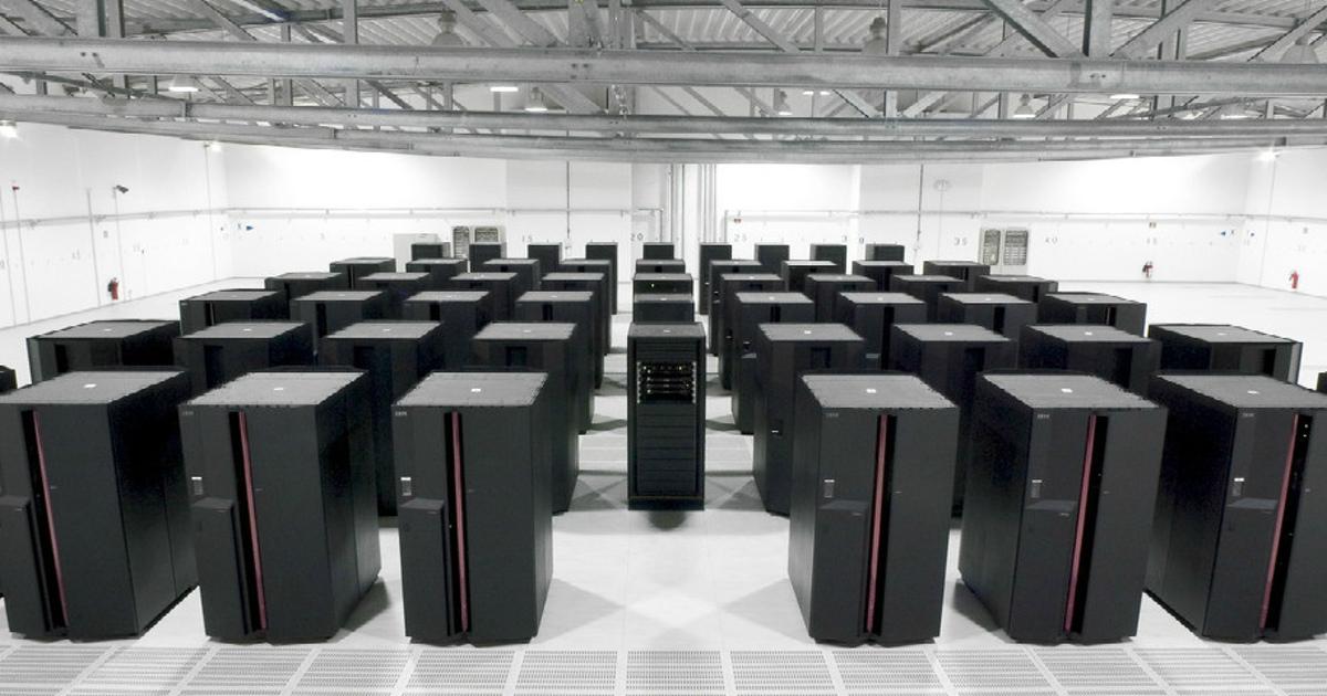 Китай разработает новый мощный суперкомпьютер