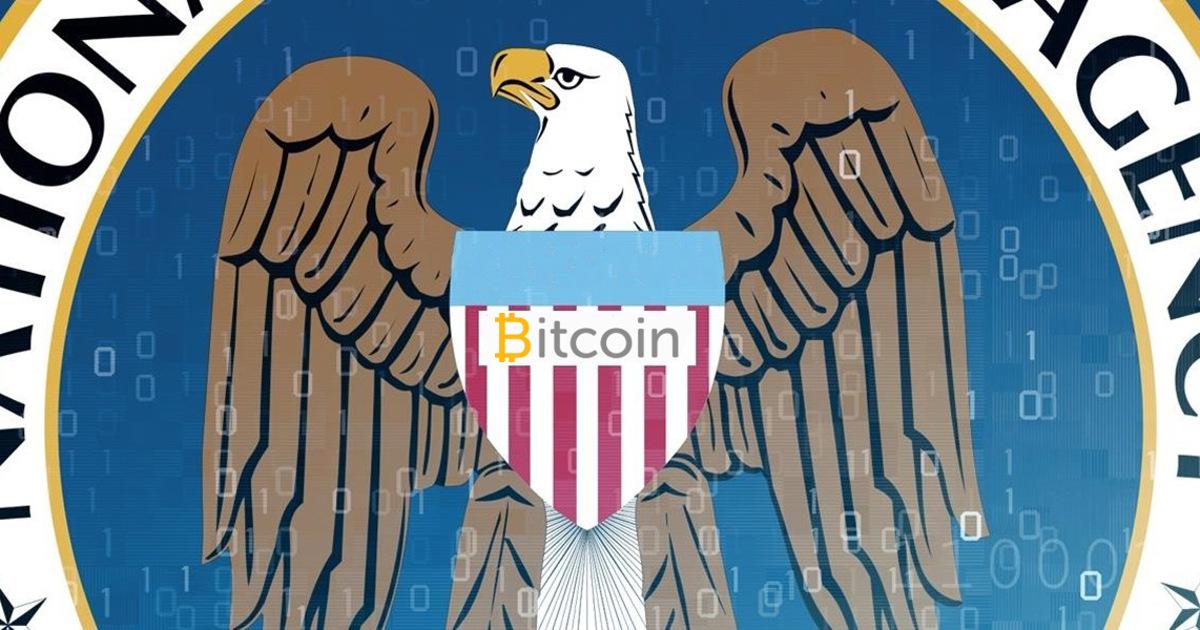 Сноуден обвинил АНБ вслежке завсеми пользователями биткоина