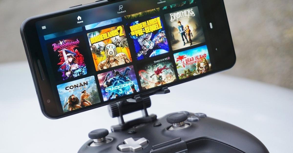 Вигры дляXbox разрешили играть налюбом Android-смартфоне