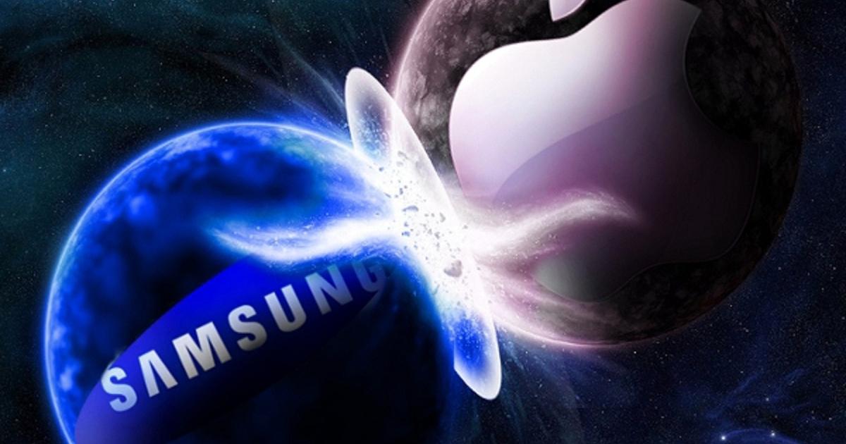 Apple выиграла патентную войну у Samsung