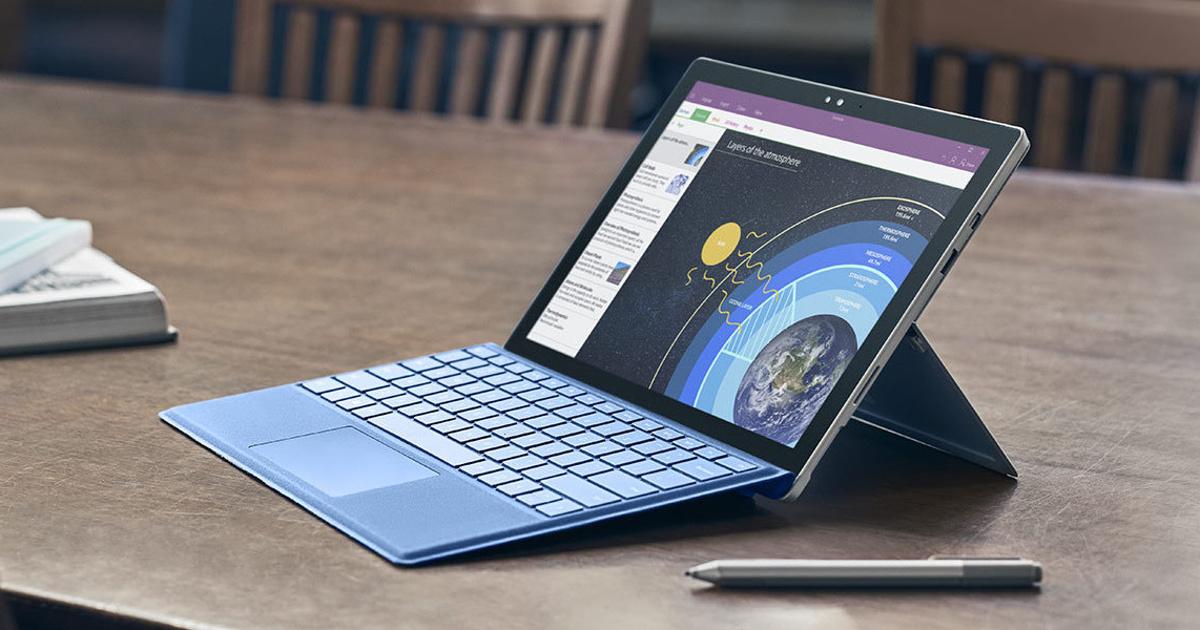 Microsoft Surface впервые назвали более «желанным», чемMacBook