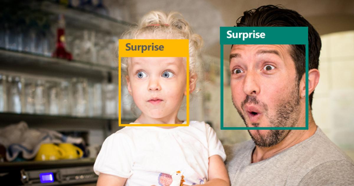 Microsoft научилась распознавать эмоции пользователей