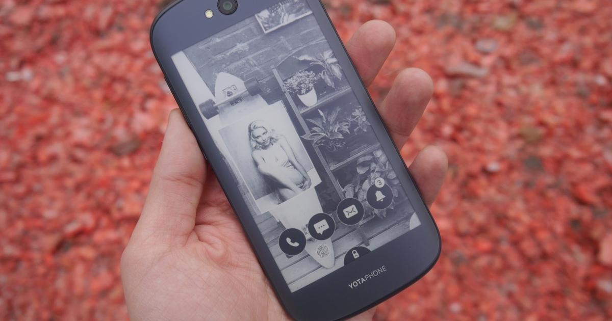 Новы держитесь: навыпуск YotaPhone 3 нет денег