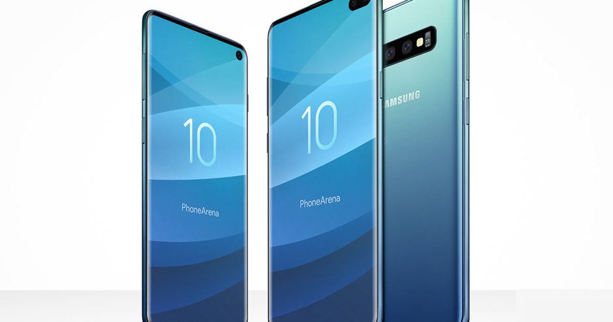 Источники назвали дату анонса Samsung Galaxy S10 игибкого смартфона Galaxy F