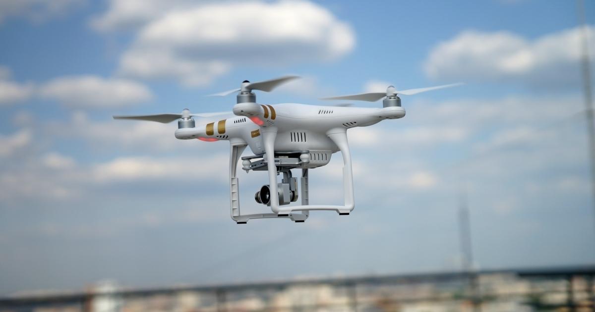 Видео: почему дроны взлетают