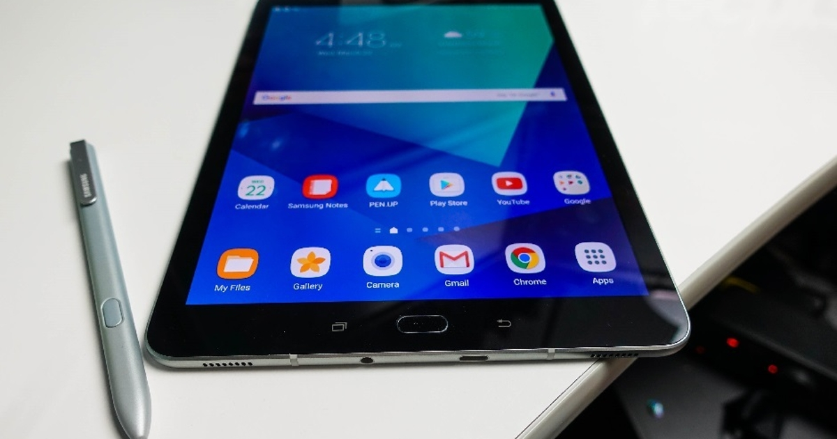 Samsung Galaxy Tab S4: появились характеристики флагманского планшета