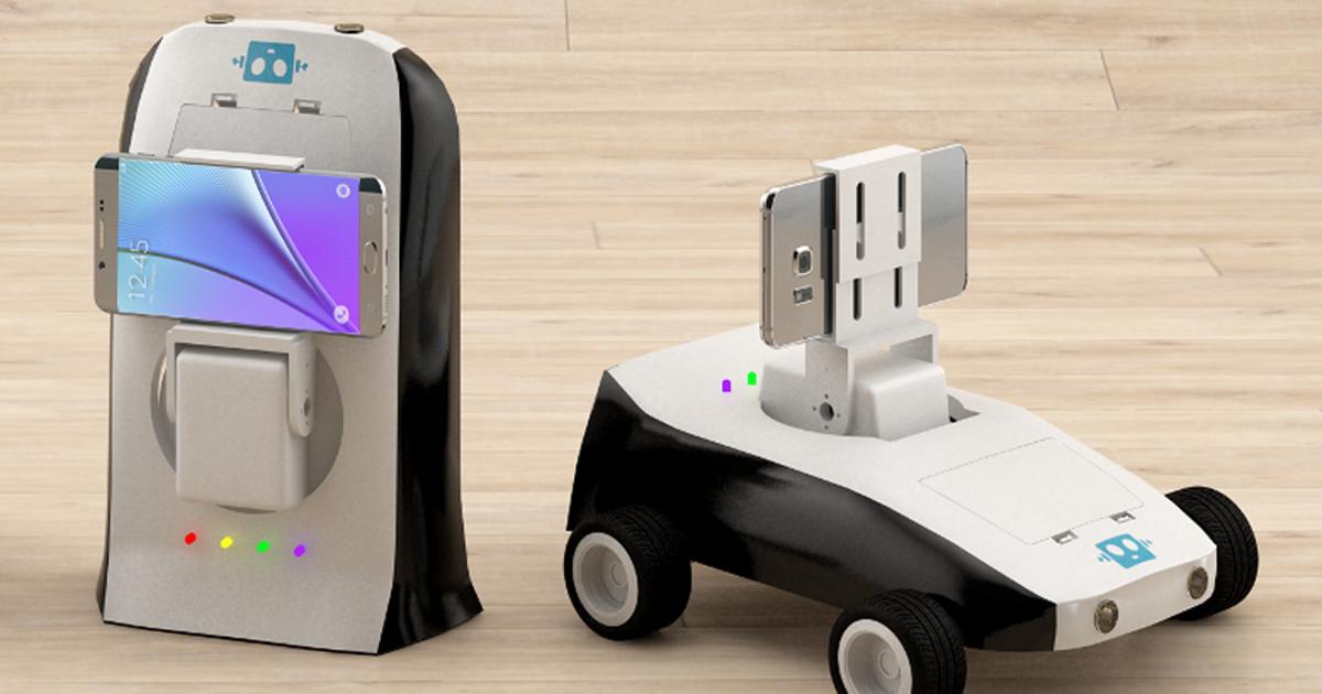 В российских школах будут преподавать роботы