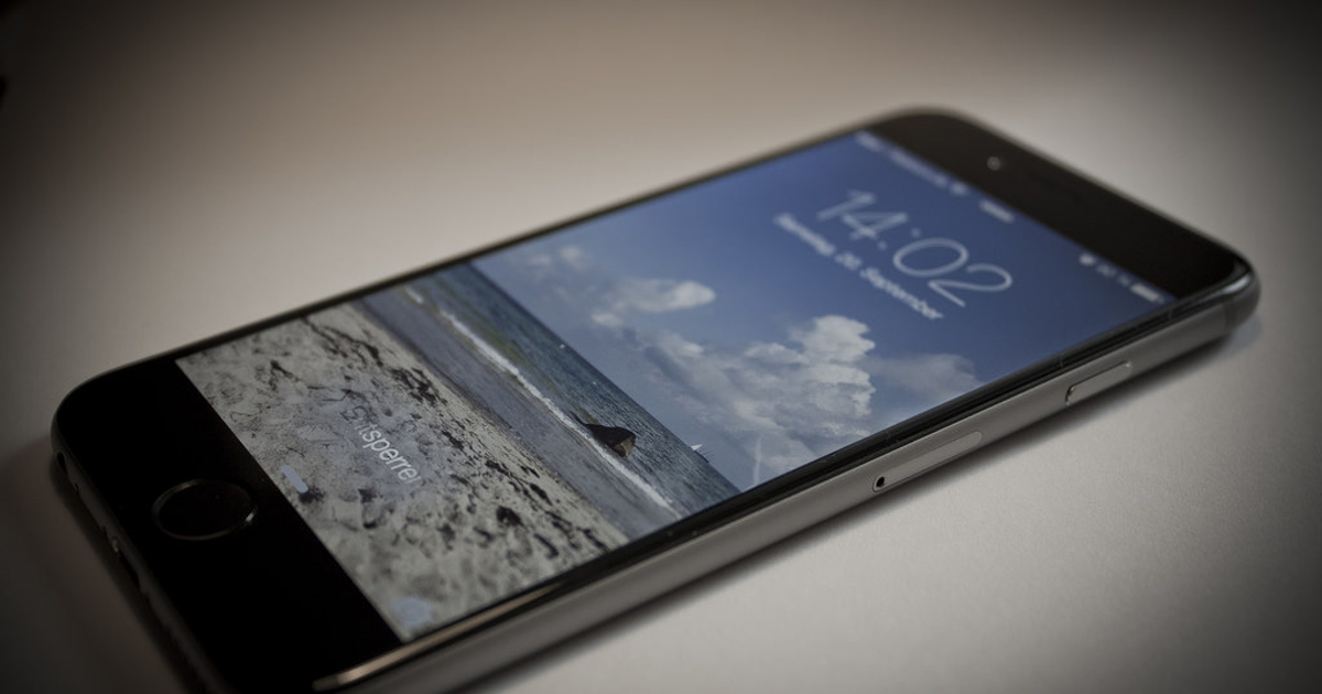 Камера iPhone 6 стала самой популярной на фотохостинге Flickr