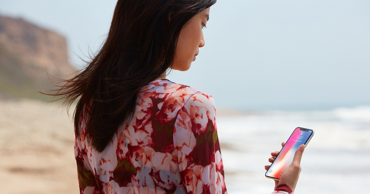 Впродажу поступили маски длясна сзащитой отразблокировки iPhone X