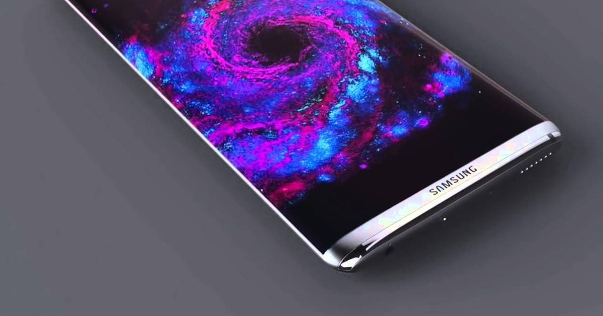 Слухи: Samsung показала Galaxy S8