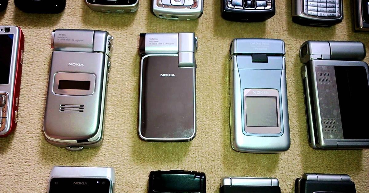 Утечка: Nokia возродит легендарную N-серию