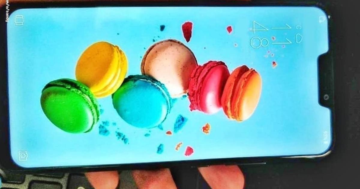 ASUS ZenFone 5 будет выглядеть как iPhone X