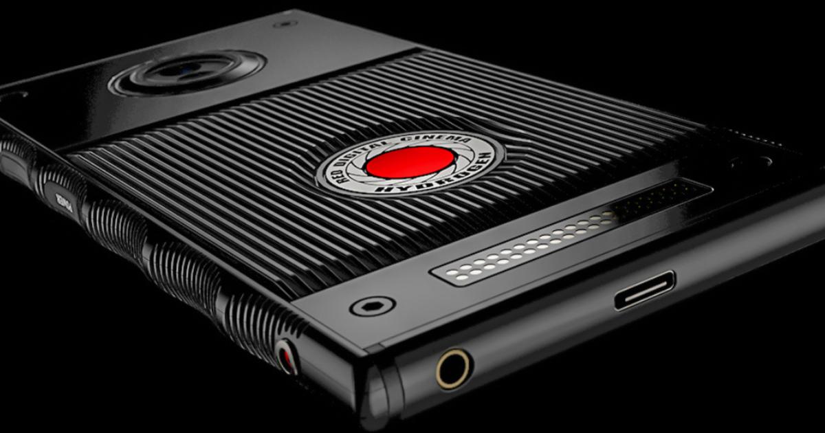 RED готовит смартфон сголографическим экраном за1600 долларов