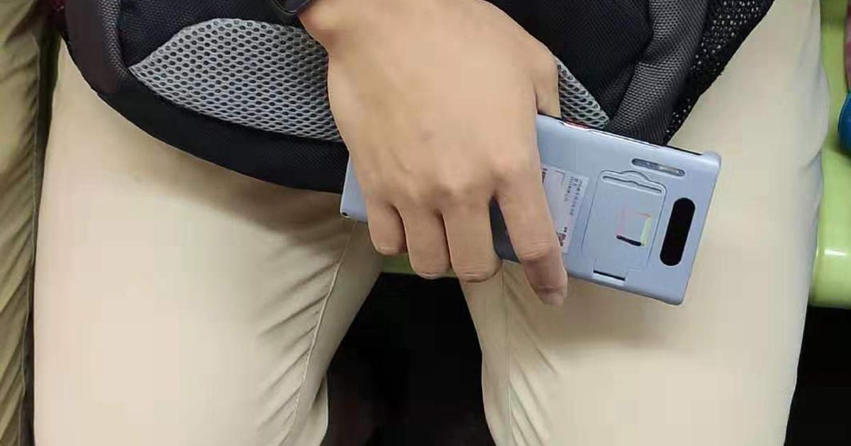 Появилось новое «живое» фото Huawei Mate 30