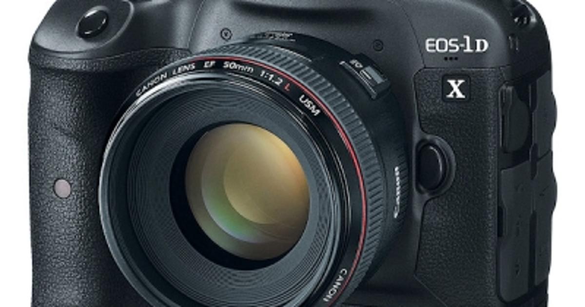 еос инфо какие фотоаппараты тестирует сейчас