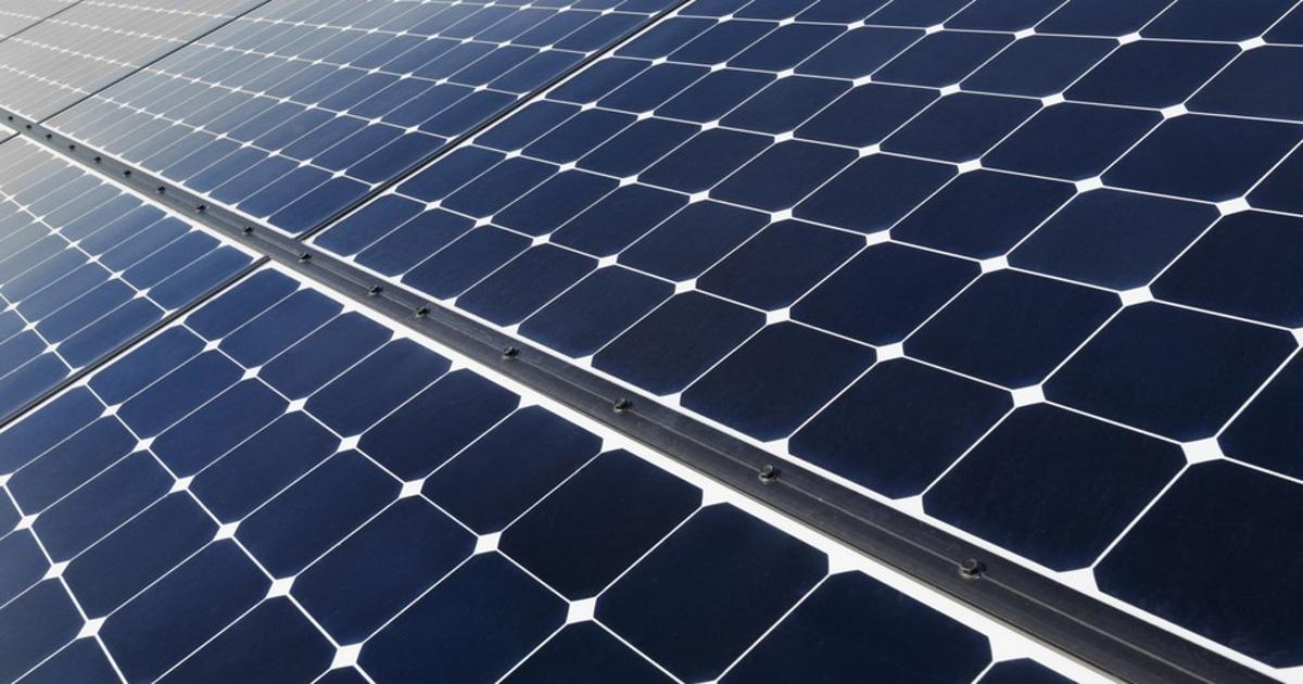 Началось строительство самой крупной вмире солнечной электростанции