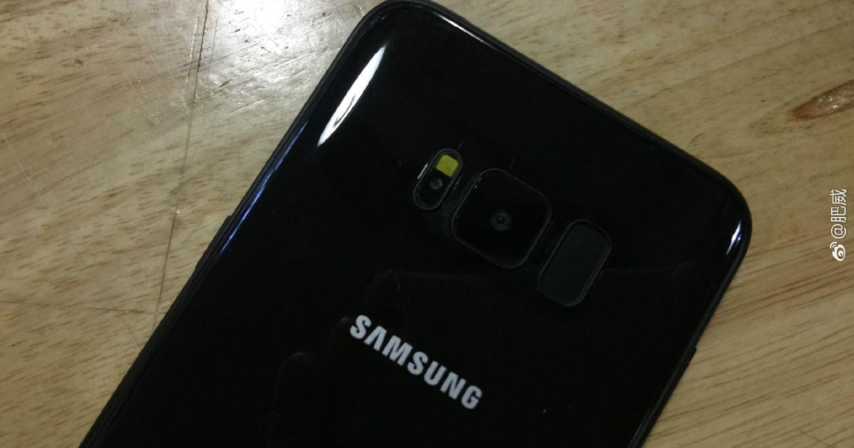 Иснова Galaxy S8: качественные «живые» фото Samsung