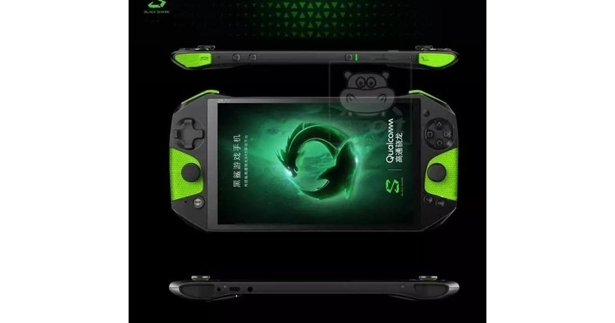 Black Shark: игровой смартфон показали нафото иназвали дату анонса