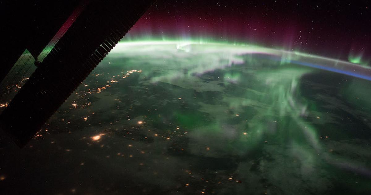 Озеро Алаколь иразрушительный ураган: NASA показало лучшие фото Земли, сделанные сорбиты в2017 году