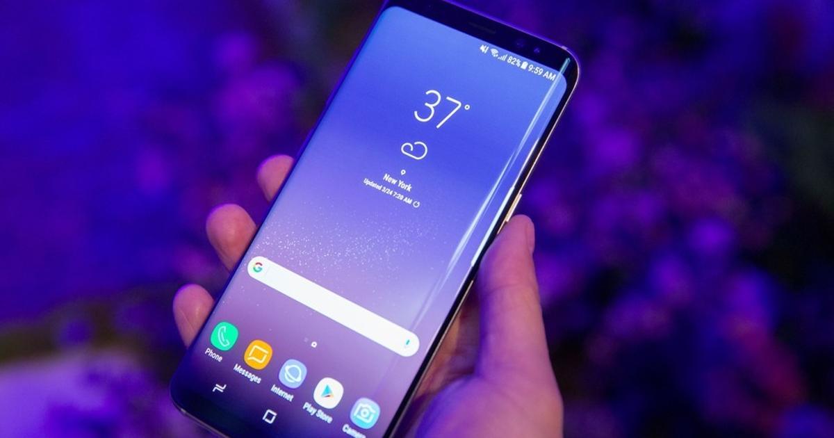 Samsung Galaxy S8 подешевел вРоссии более чемнатреть