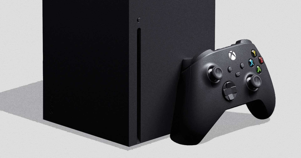 Microsoft показала Xbox Series X: всоцсетях издеваются наддизайном новой консоли