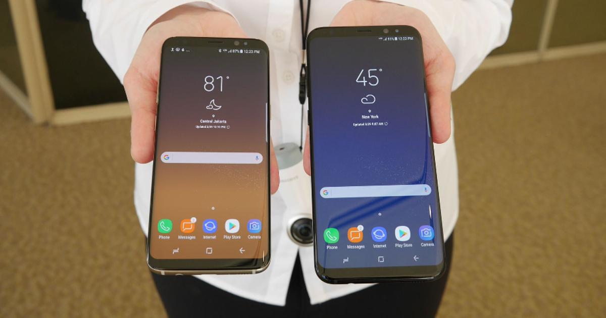10 главных фактов оSamsung Galaxy S8