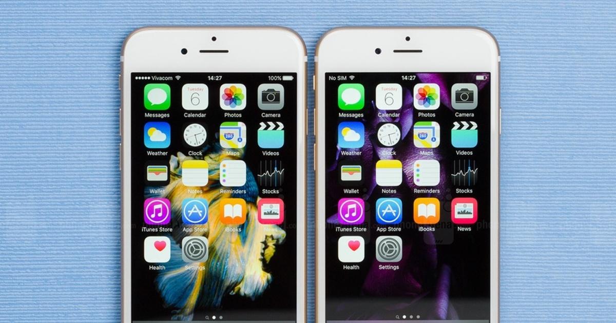 Недовольный покупатель iPhone 6s винит Apple