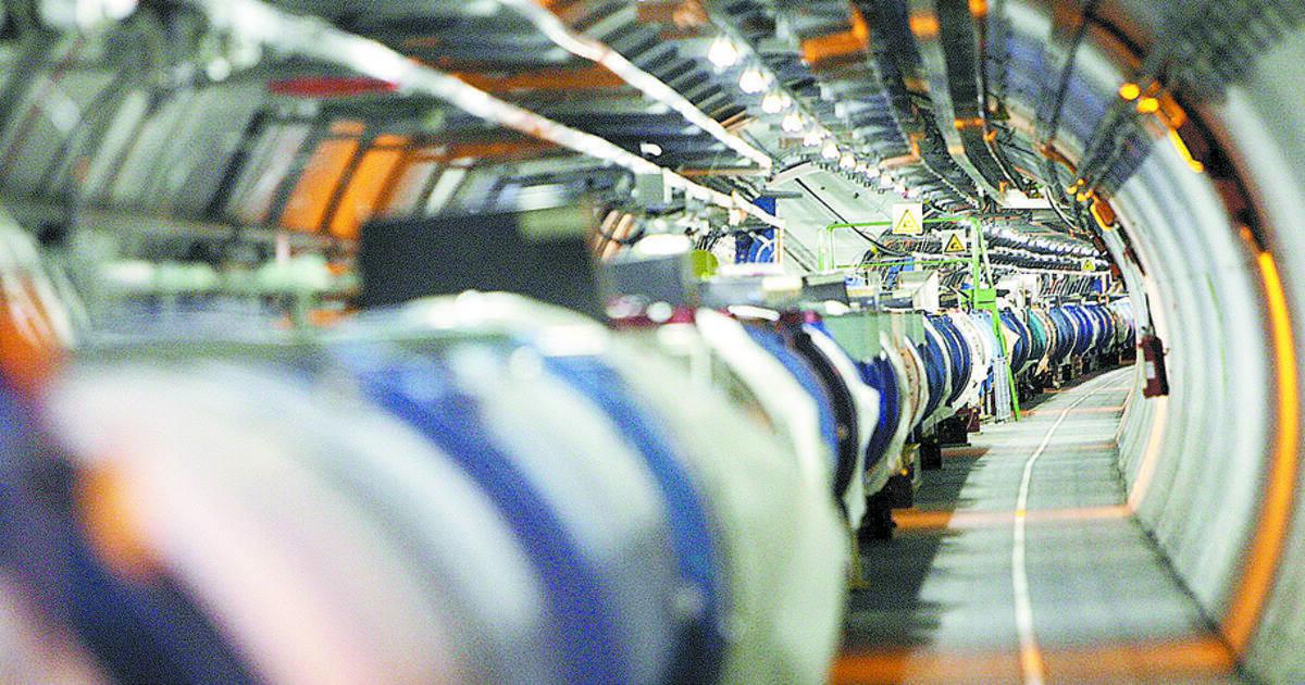 В России создали датчики радиации для Большого адронного коллайдера