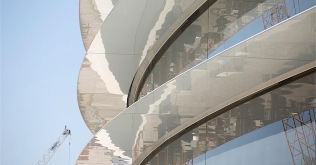 Apple Campus 2 изнутри: уникальные фото