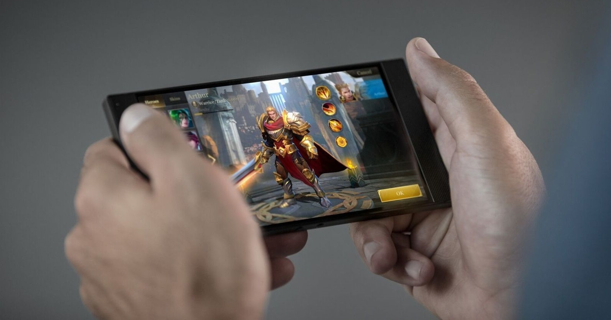Xiaomi Blackshark: мощный игровой смартфон «засветился» всети