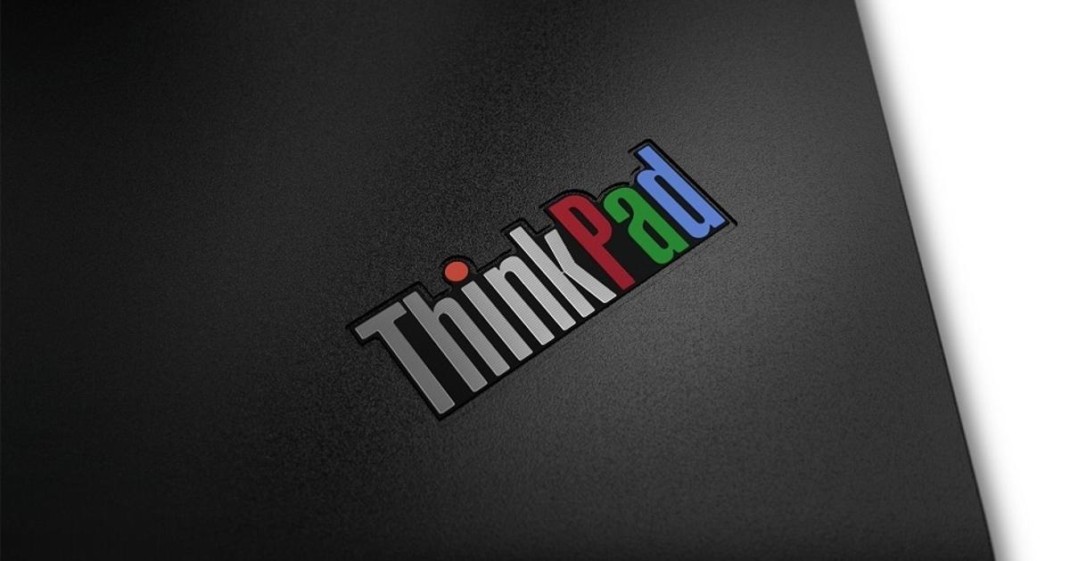 Lenovo представила ретро-ноутбук вчесть юбилея ThinkPad