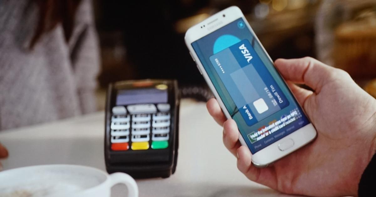Samsung Pay поддержит карты Visa