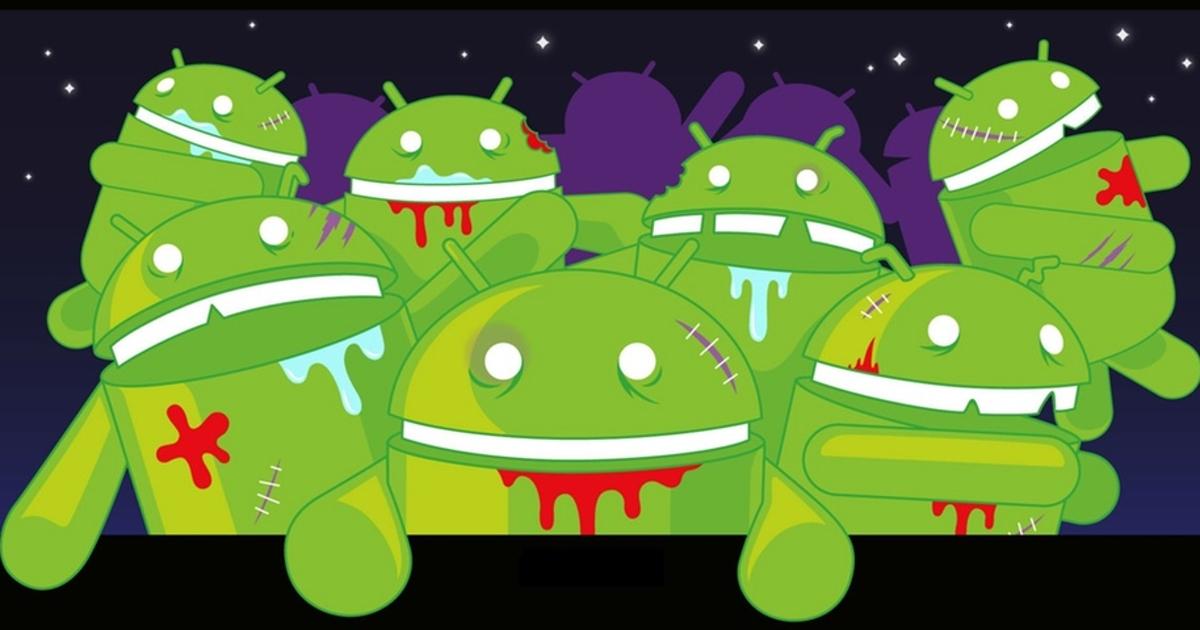 На Android появился опасный вирус