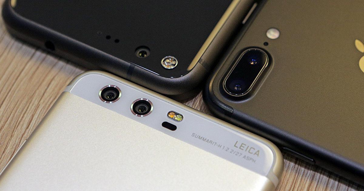Камера Huawei P10 против iPhone 7 Plus и Google Pixel. Кто победит?