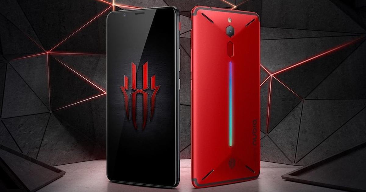 Официально: новый игровой смартфон Nubia получил кнопки «наплечах» и10 ГБ ОЗУ